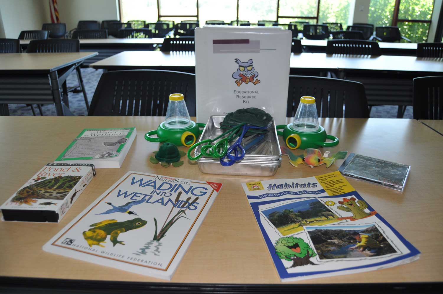Photo for: Nature Exploration Kits Provide A