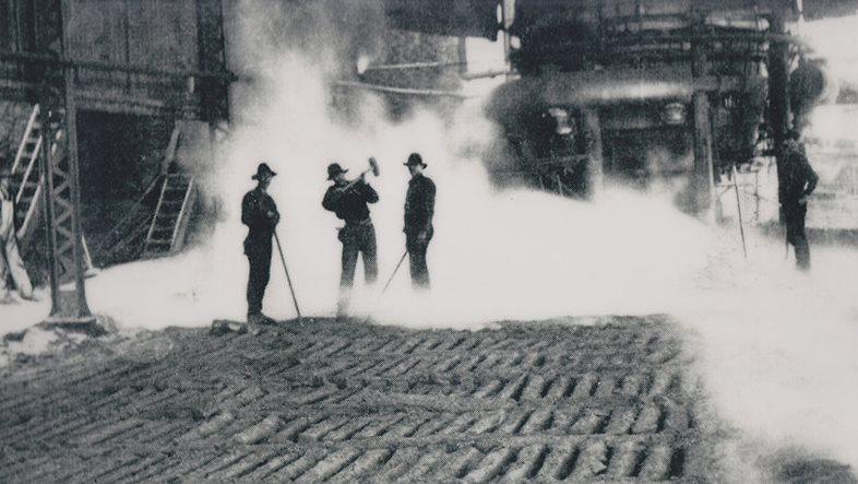 Steeling Joliet S Past At Iron Works Historic Site