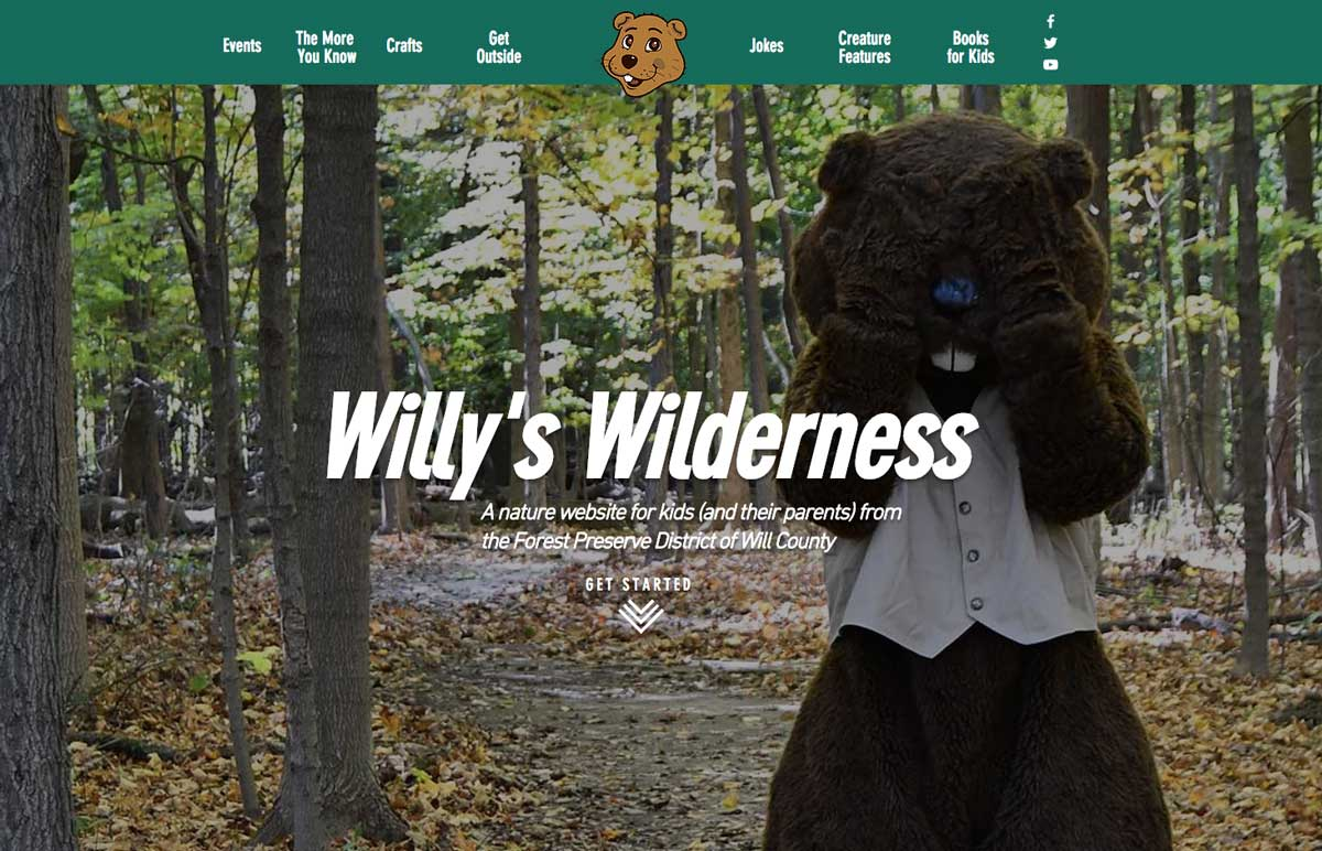 Photo for: Woodchuck Mascot Branches Out with New Website