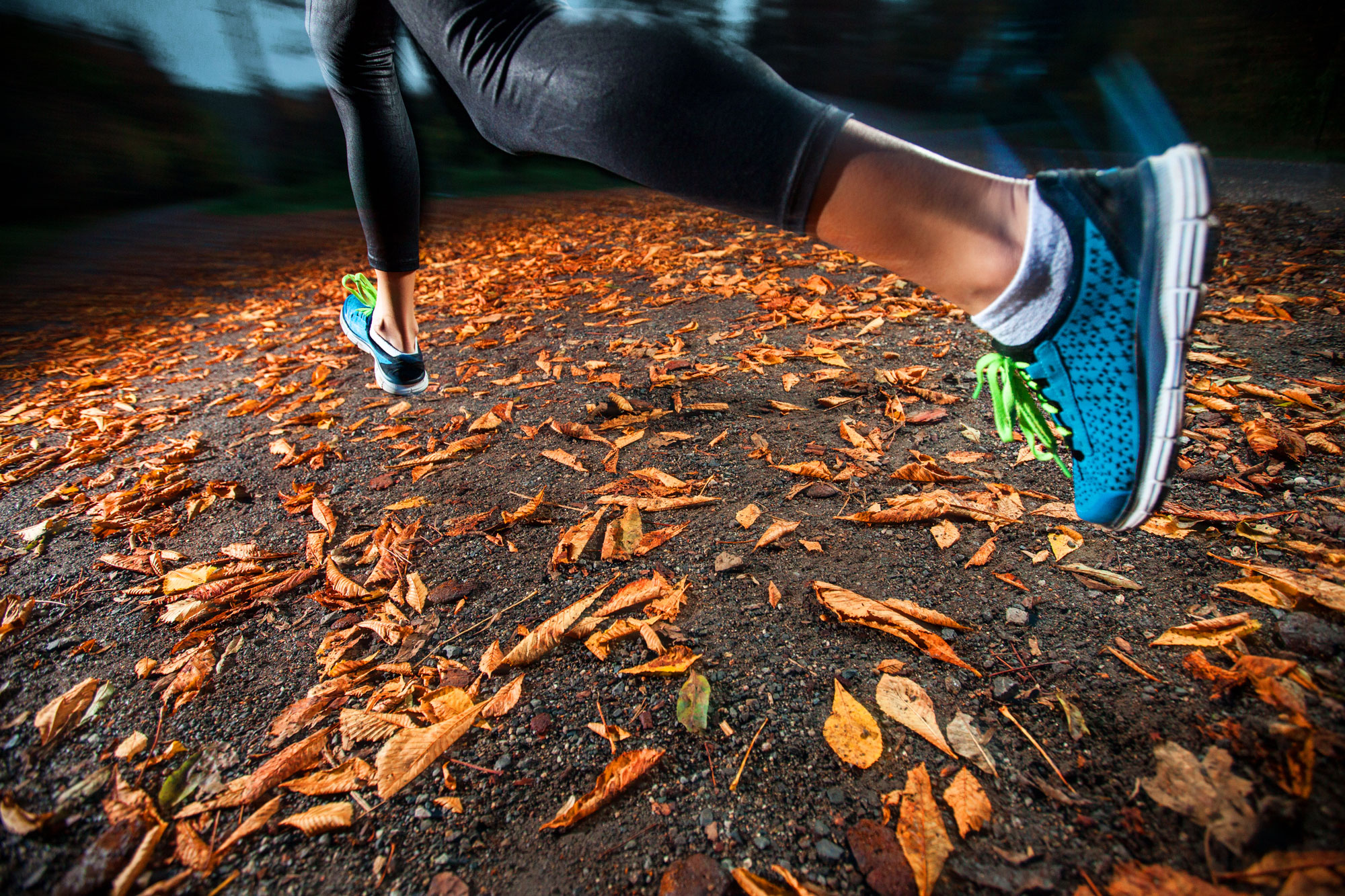 Photo for: Stretch Your Legs with 'Harvest Hustle' Virtual 5K