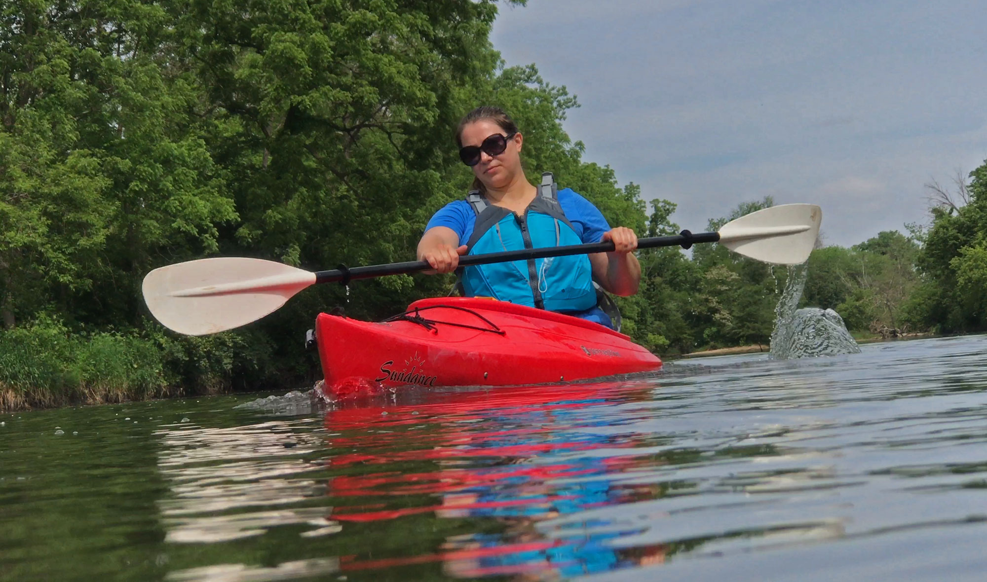 Photo for: Summer Paddling Program Launches with New Format