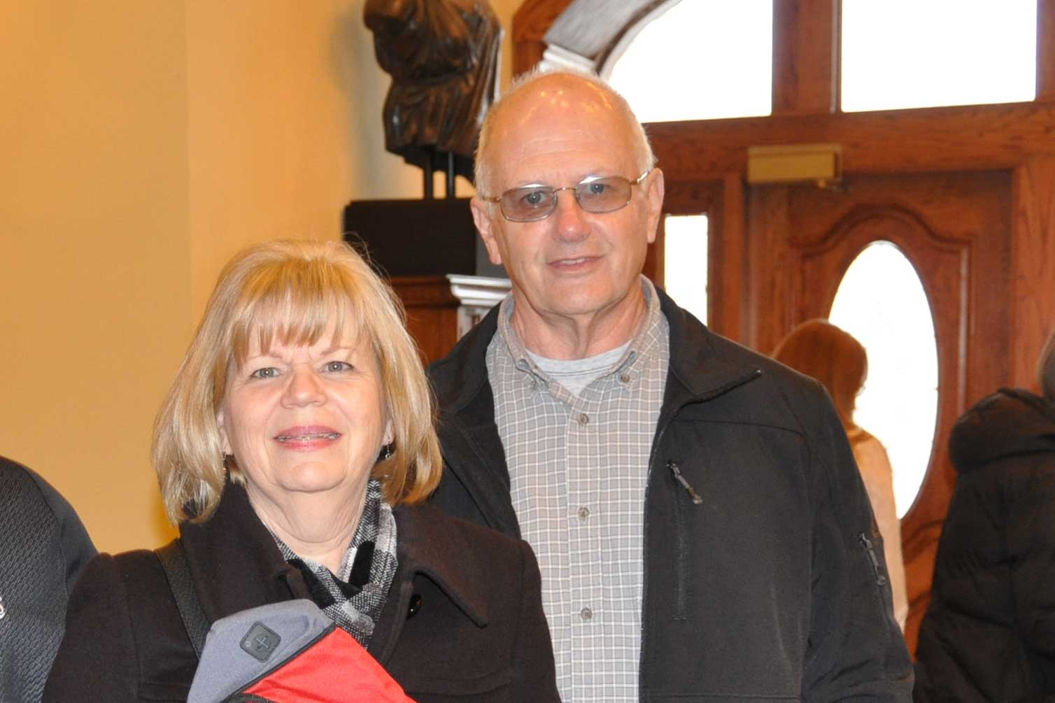 Photo for: Volunteer Spotlight: Bill and Jackie Kibler