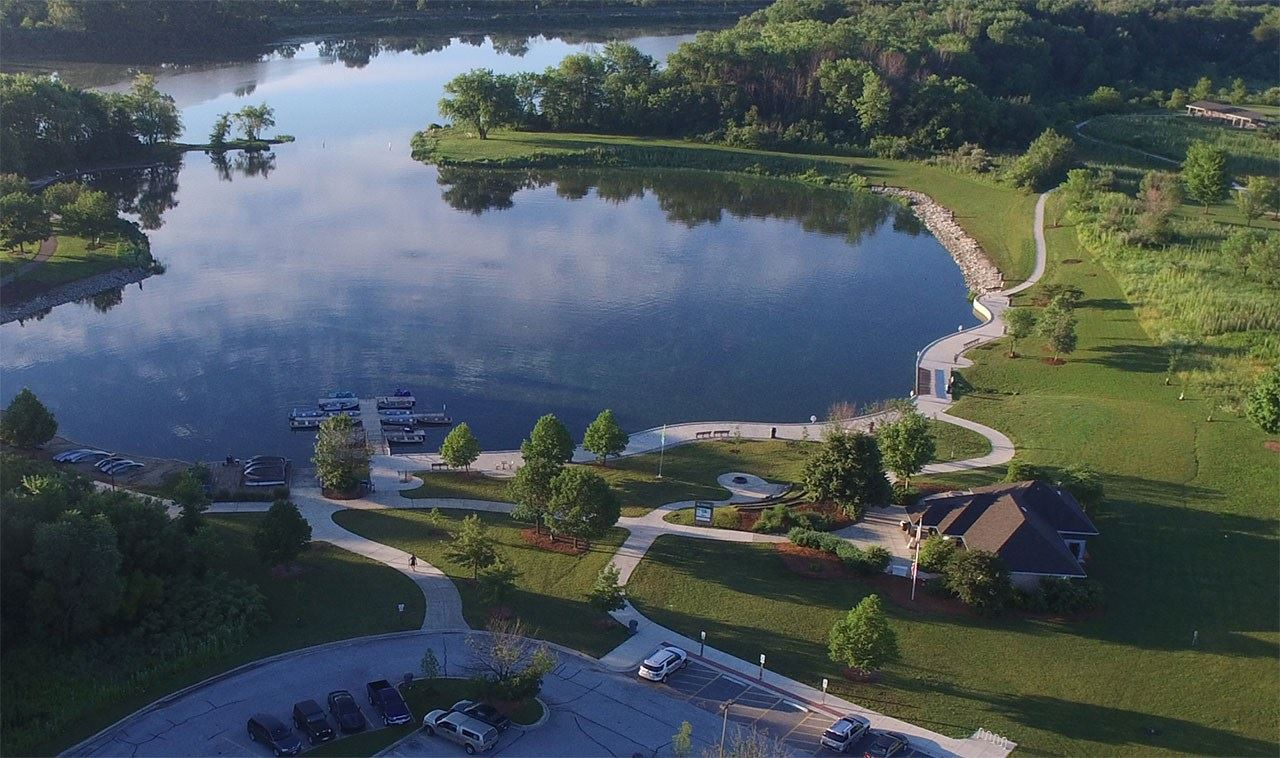 Photo for: Monee Reservoir Visitor Center Reopening Delayed